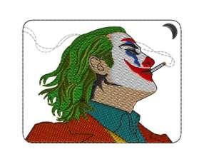 Parches bordados del Joker