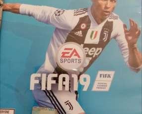 Juego FIFA 19 DE PS4.