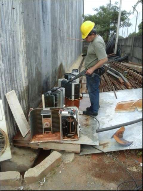 Reparación de Aires Acondicionados - 0