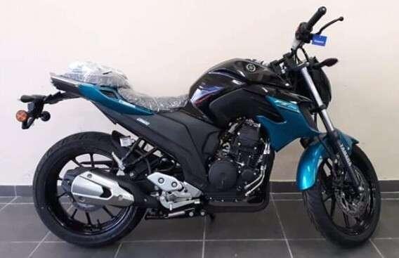 Moto Yamaha FZ 250 - 0