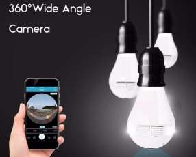 Foco cámara panorámica