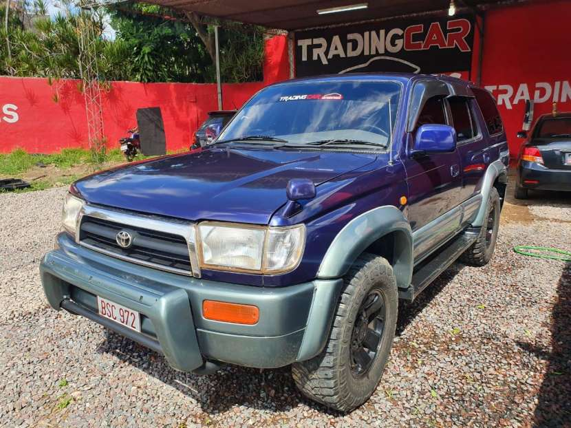 Toyota Hilux Surf 98 - 0