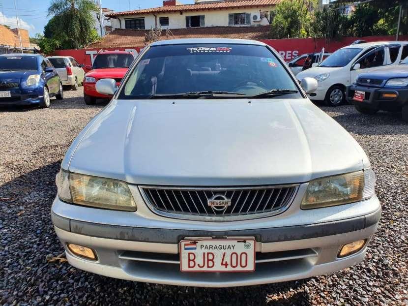 Nissan sunny 2001 - 1