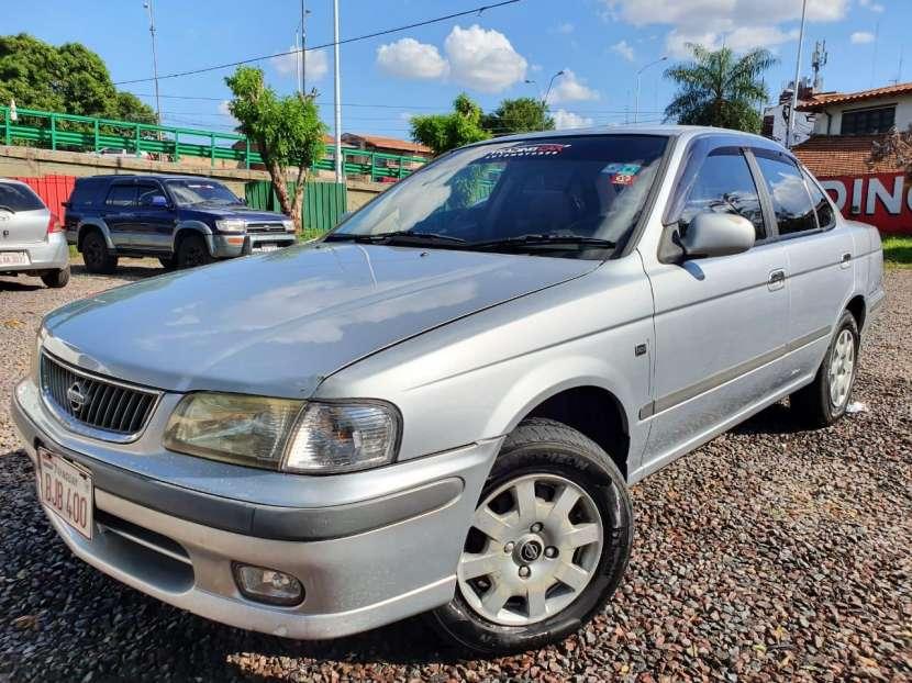 Nissan sunny 2001 - 2