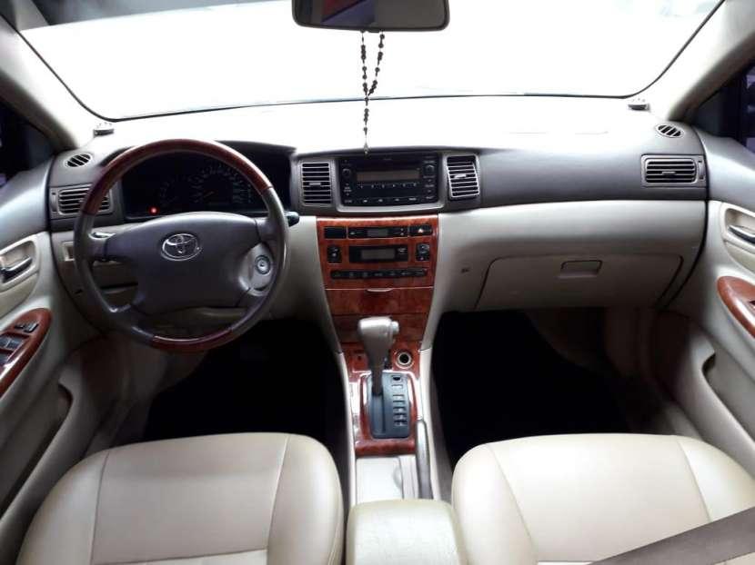 Toyota Corolla Altis TRD 2005 - 3