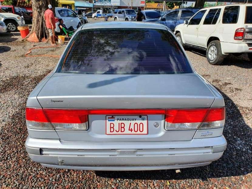 Nissan sunny 2001 - 4