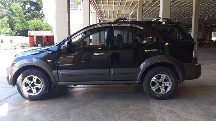 Kia Sorento 2003 Diesel Automático - 5
