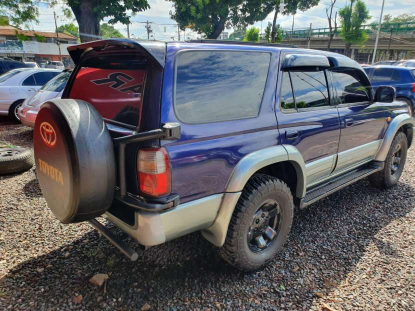 Toyota Hilux Surf 98 - 5