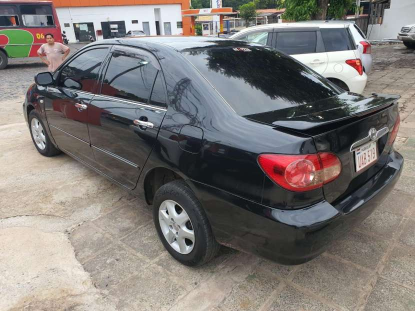 Toyota Corolla Altis TRD 2005 - 6