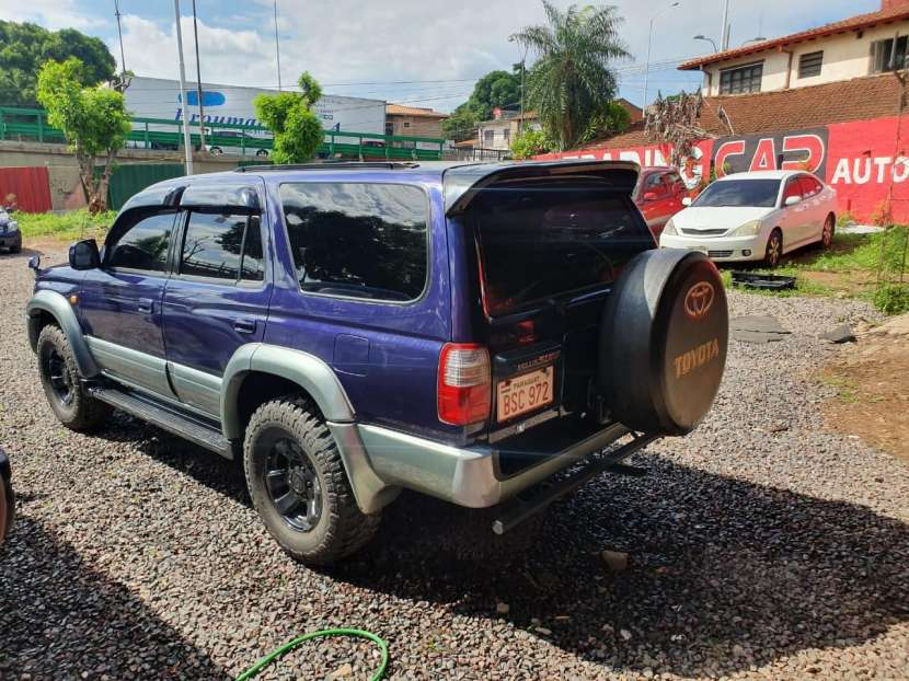 Toyota Hilux Surf 98 - 6