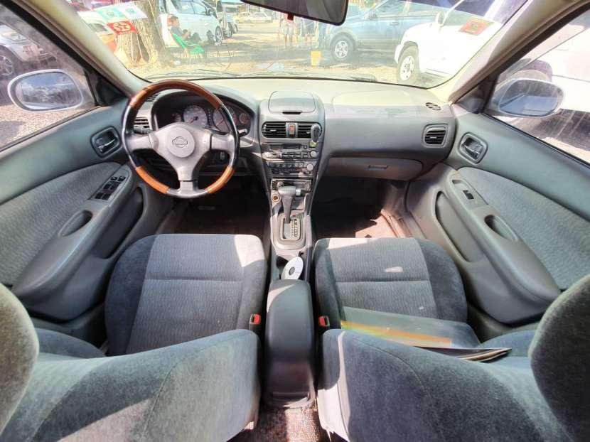 Nissan sunny 2001 - 7