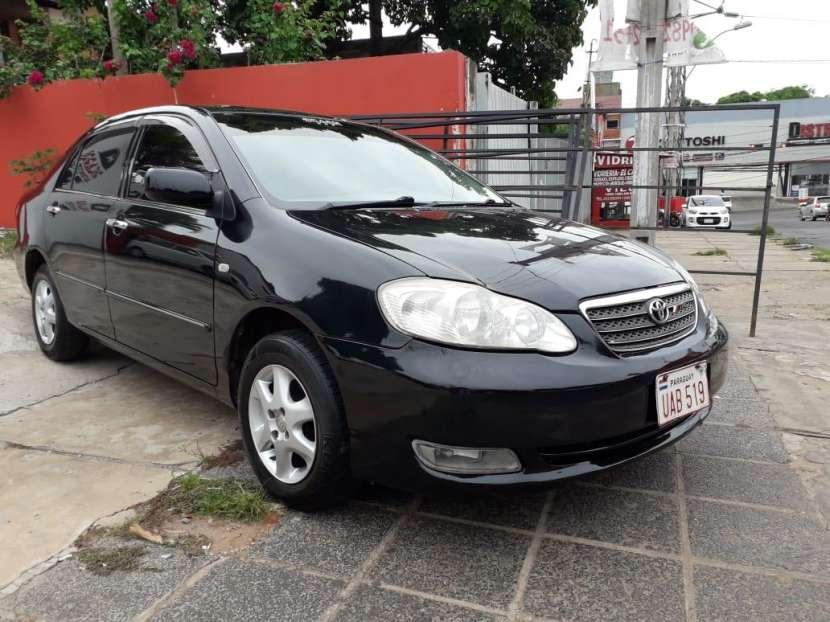 Toyota Corolla Altis TRD 2005 - 7