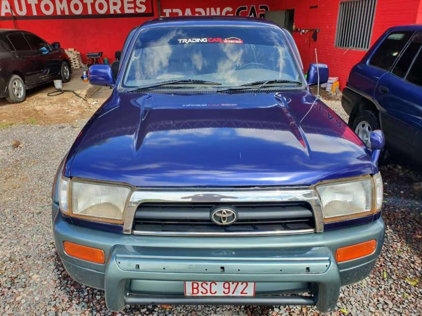 Toyota Hilux Surf 98 - 7