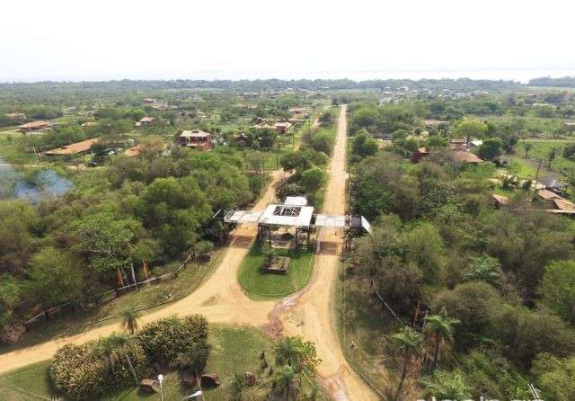 Terreno San Bernardino Ypacaraí 820 m2 - 0