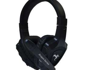 Auricular gaming Champ KGA-382 negro