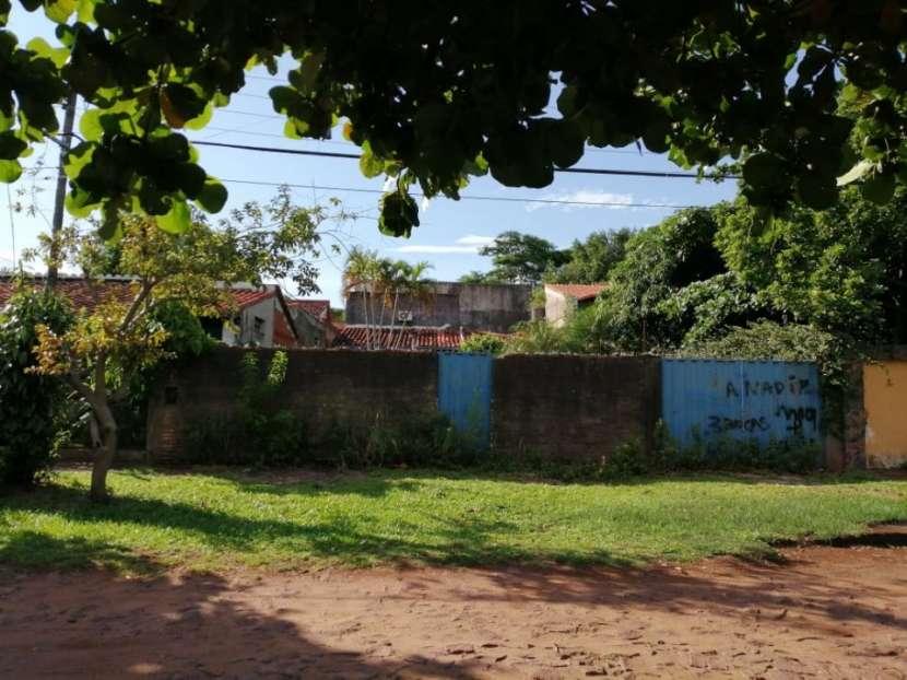 Terreno con quincho San Lorenzo Zona 3 Bocas - 2