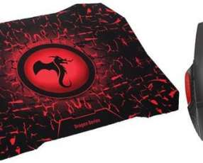 Kit mouse + pad mouse Fury KGK-349