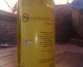 Citronela 1 Litro para pulverizar y para el piso