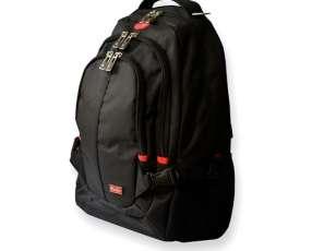 Mochila total comfort KAM-103 negro