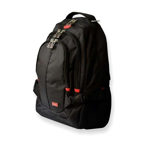 Mochila total comfort KAM-103 negro - 0