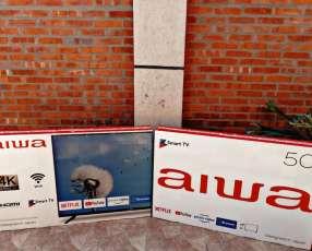 Smart tv Aiwa 50 pulgadas 4K