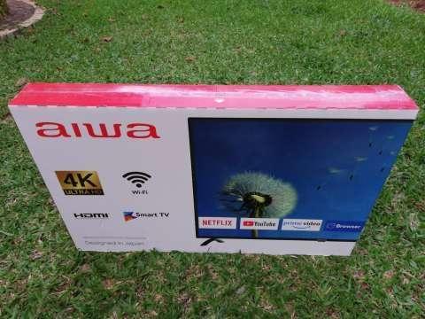 Smart tv 4k Aiwa 50 pulgadas - 1