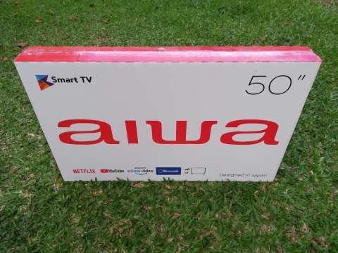 Smart tv 4k Aiwa 50 pulgadas - 2