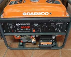 Generador Daewoo de 6.2kva