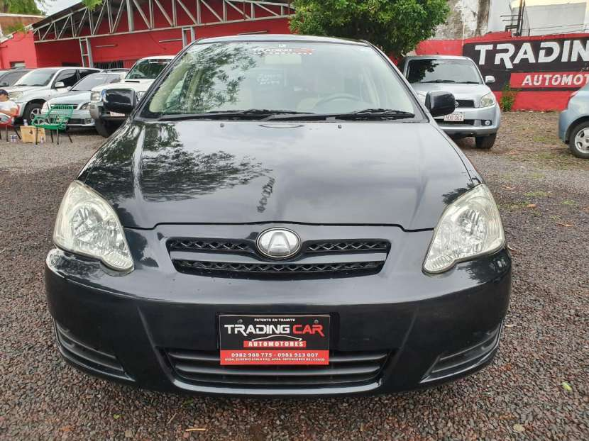 Toyota allex 2005 - 0