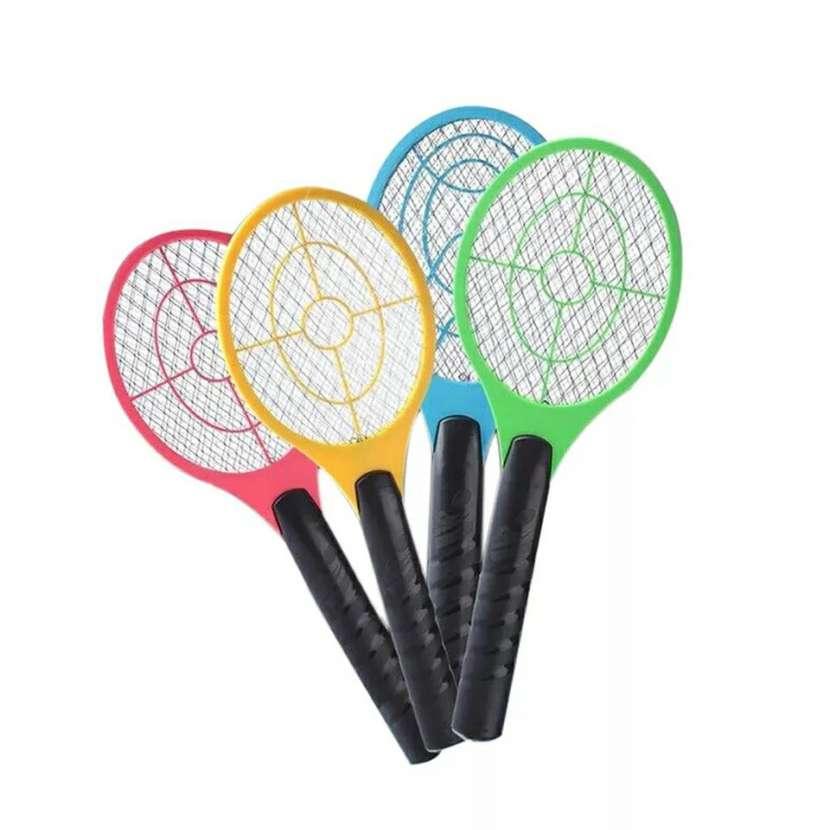 Raqueta eletrica mosquito - 3