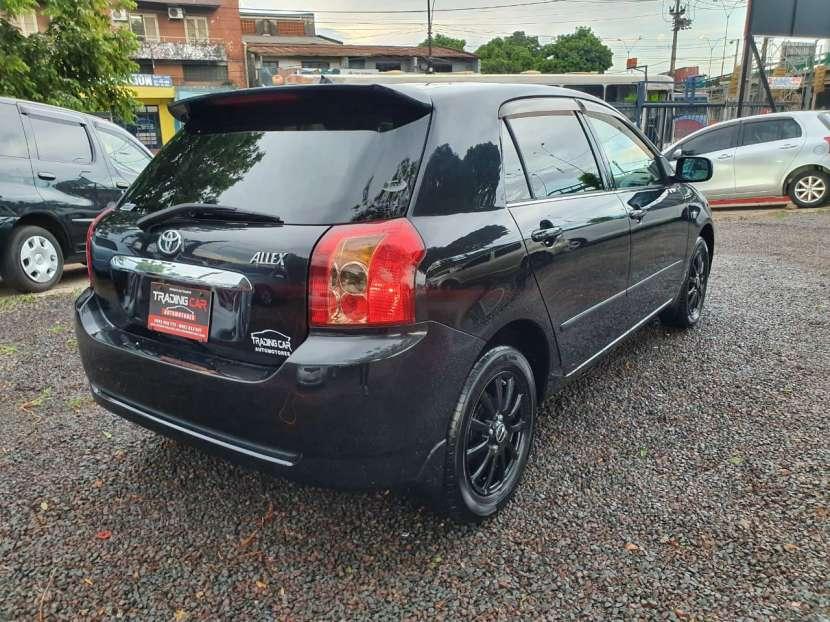 Toyota allex 2005 - 8