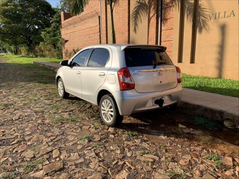 Toyota Etios 2015 XLS - 1