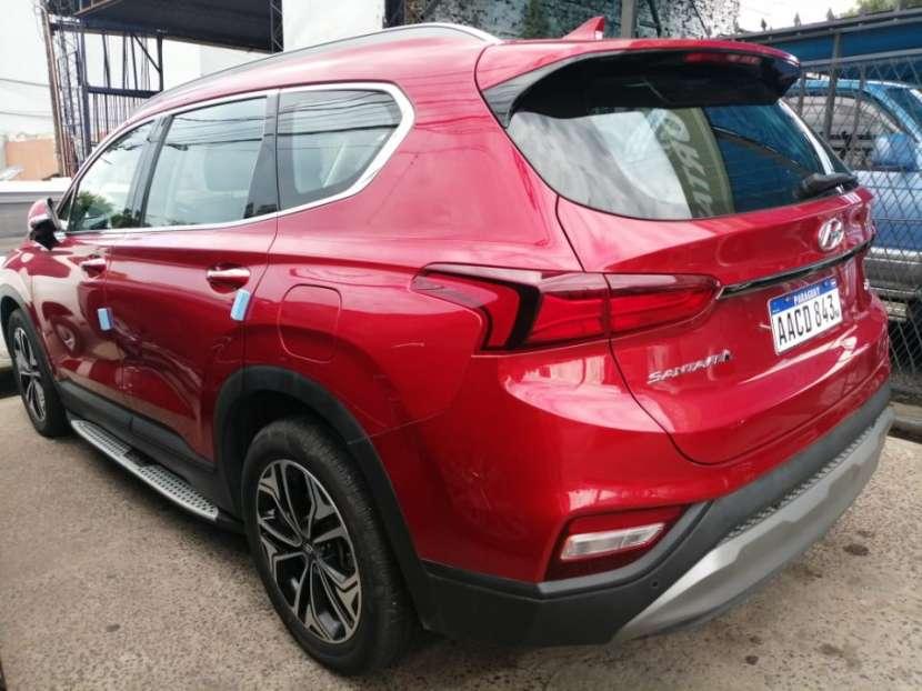Hyundai Santa Fe 2019 - 4