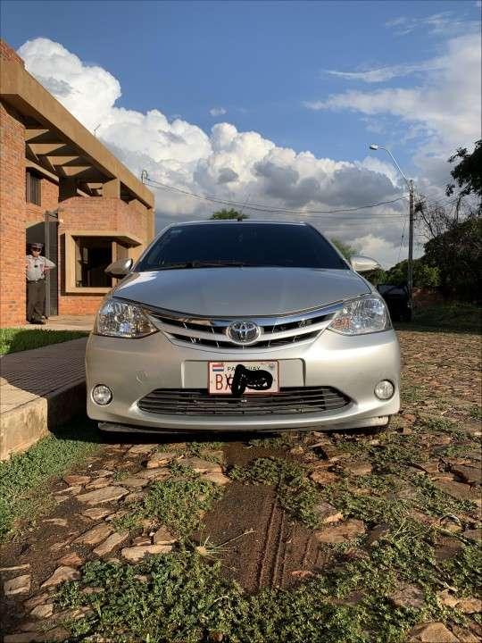 Toyota Etios 2015 XLS - 0
