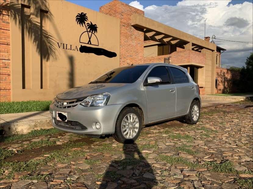 Toyota Etios 2015 XLS - 2