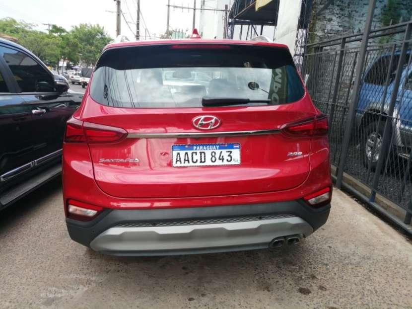 Hyundai Santa Fe 2019 - 7