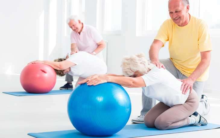Equipamiento de fisioterapia - 7