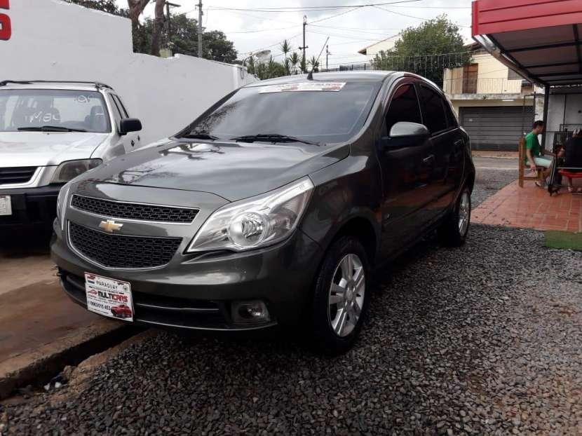 Chevrolet Agile LTZ 2012 - 0