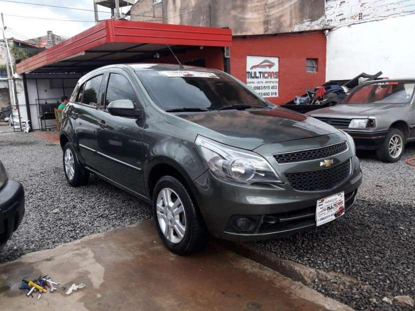Chevrolet Agile LTZ 2012 - 1