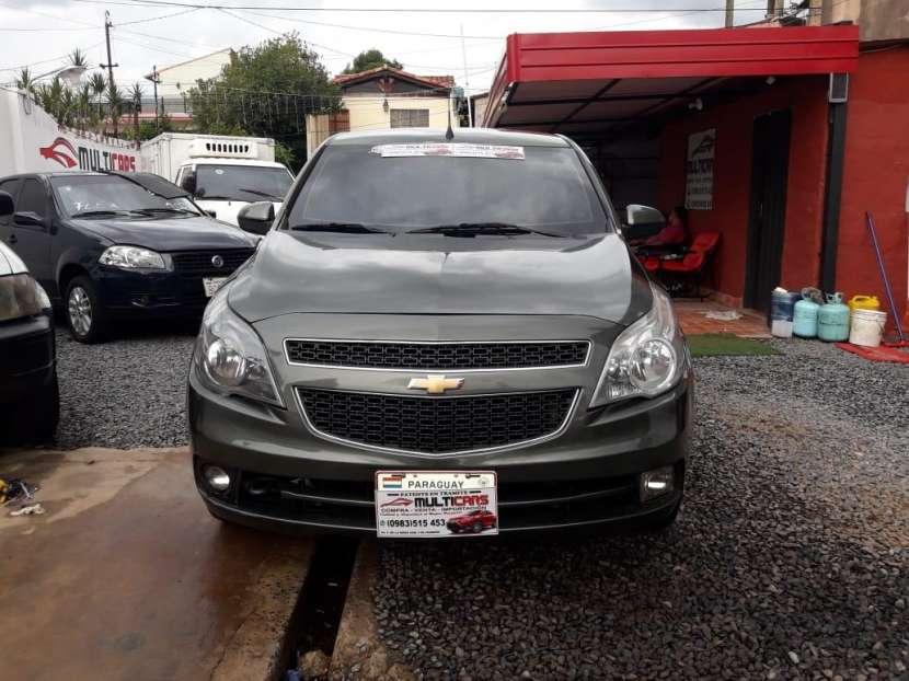 Chevrolet Agile LTZ 2012 - 2