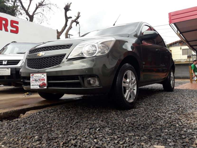 Chevrolet Agile LTZ 2012 - 6