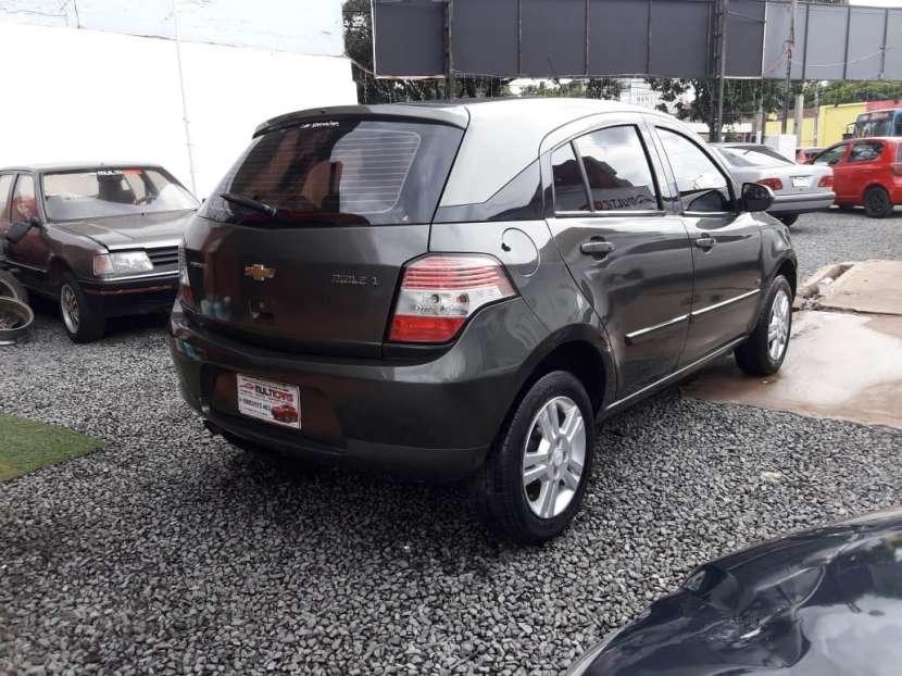 Chevrolet Agile LTZ 2012 - 7