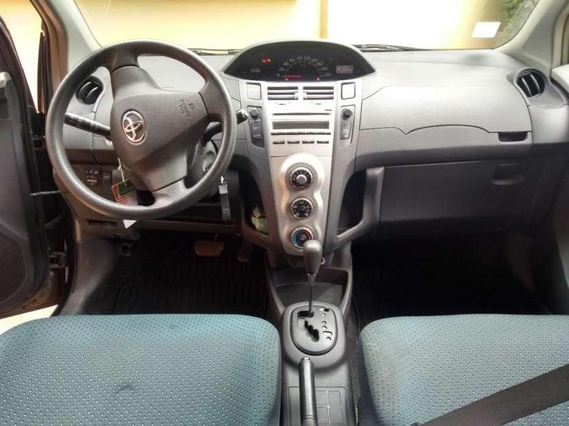 Toyota New Vitz 2007 - 6