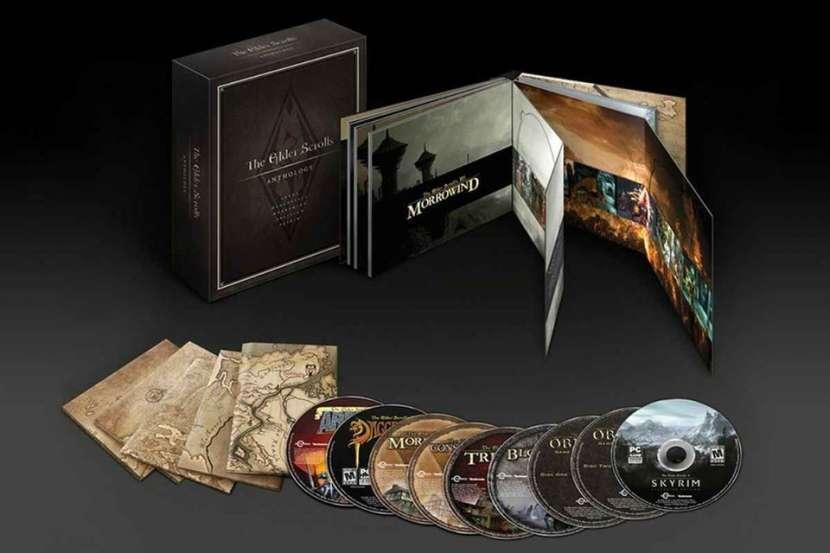 The elder scrolls saga PC - 0