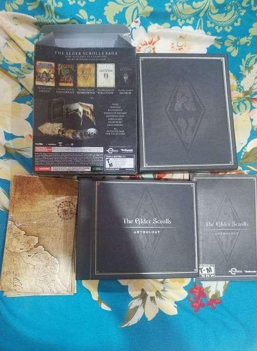 The elder scrolls saga PC - 1