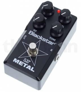 Pedal de distorsión para guitarra Blackstar LT Metal