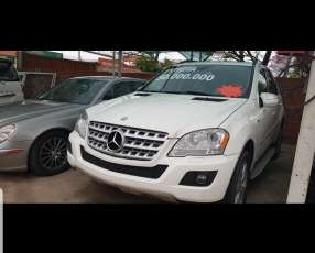 Mercedes benz ml 350 2010 diésel