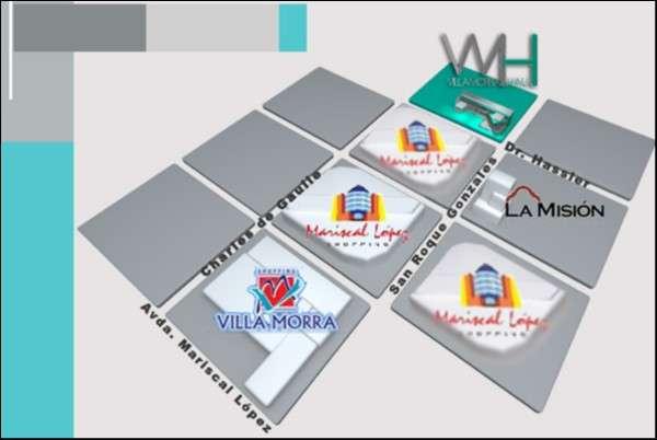 Locales en Villa Morra frente al centro ferial del Shopping - 5
