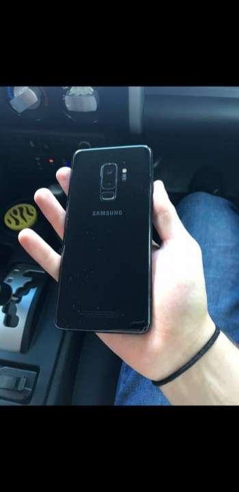 Samsung Galaxy S9+ de 64 gb negro - 0