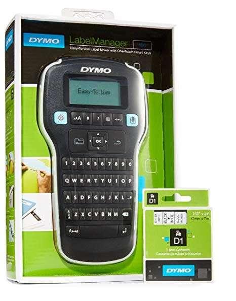 Cinta rotuladora dymo d1 - 1